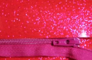 glitter vinyl fuscia